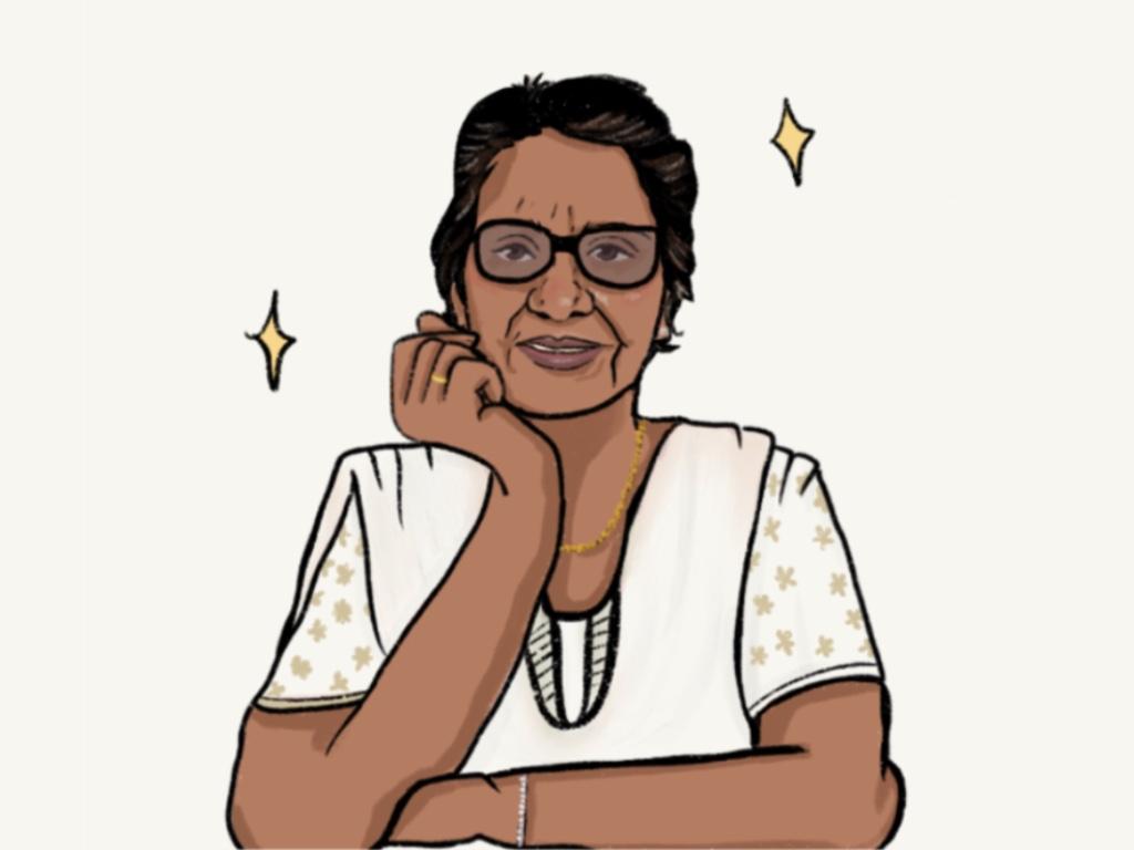 Sarla Ahuja Podcast