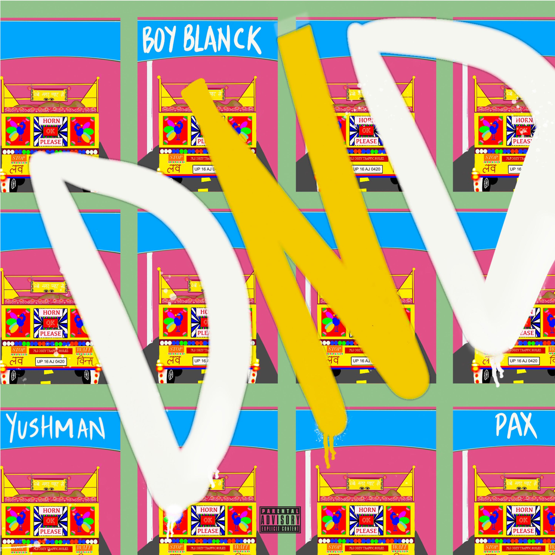 DND album artwork for G16