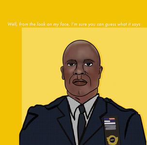 Captain Raymond J. Holt- B99