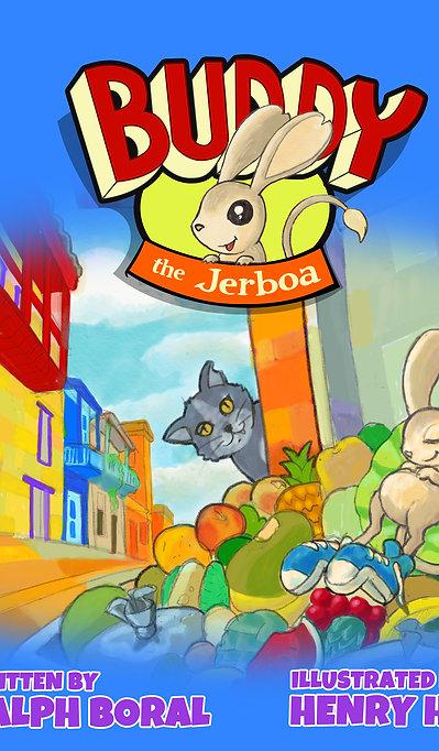 Buddy the Jerboa