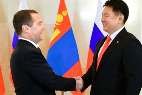 Medvedev's Bear Hug of Mongolia on the 100th Anniversary