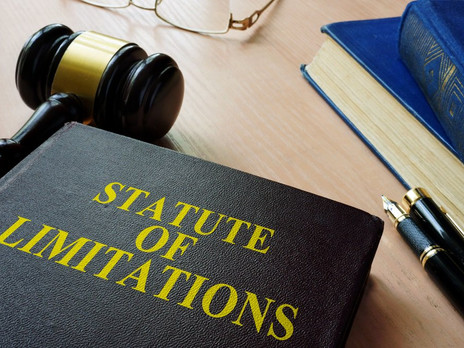 Statute of Limitations: Corrupt Officials May Not Ever Be Charged