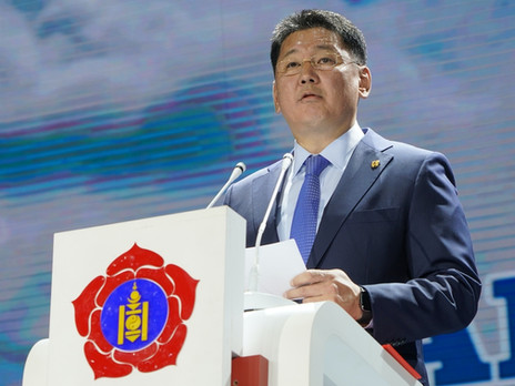 Mongolia will become an energy independent country promises Prime Minister Khurelsukh
