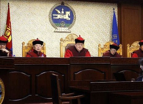 A By-Election in Mongolia's Eastern Province  Unconstitutional Says Court