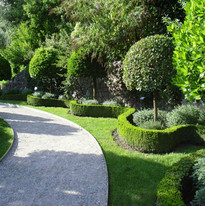 Styled Garden
