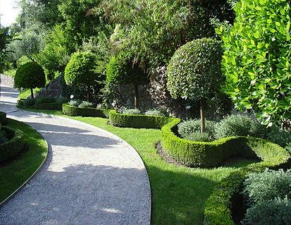 Jardín de estilo
