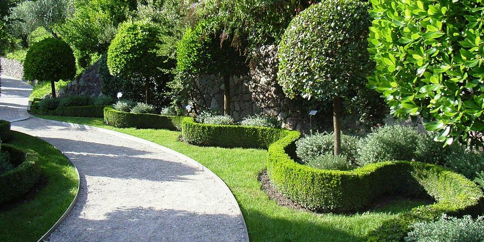 Garden & terrain