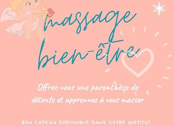 Atelier massage bien-être