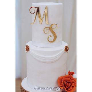 cakealicious wedding cake