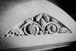 Carved Westblock Panel