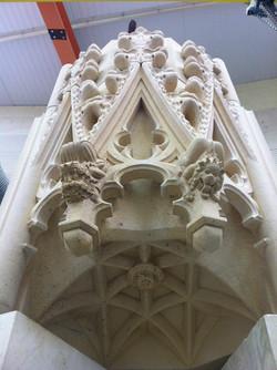 Canopy Stone York Minster