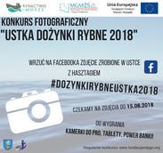 """Regulamin konkursu fotograficznego """"Ustka Dożynki Rybne 2018"""""""