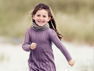Blir barnet fort varm, eller svettermye under lek?