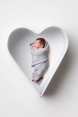 Newborn babyblanket