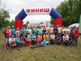 Соревнования по северной ходьбе.  29.05.2021 г. Самара