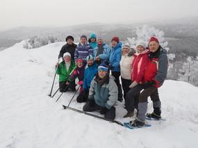Зимние каникулы на Урале!