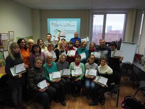 58 новых инструкторов по скандинавской ходьбе и ЗОЖ стартовали в Самарской области