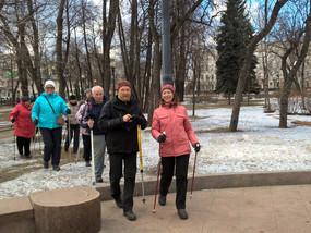 Доброходы в Москве. С палочками по Бульварному кольцу