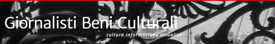 Giornalisti Beni Culturali