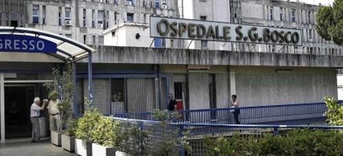 Ospedale San Giovanni Bosco: sospese le attività chirurgiche