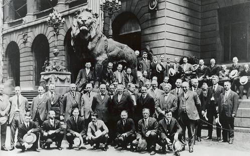 I LIONS compiono 100 anni