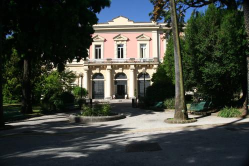 Orto Botanico di Napoli: percorso per non vedenti