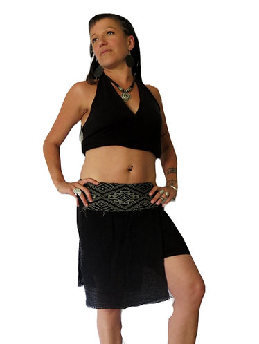 jupe femme noire