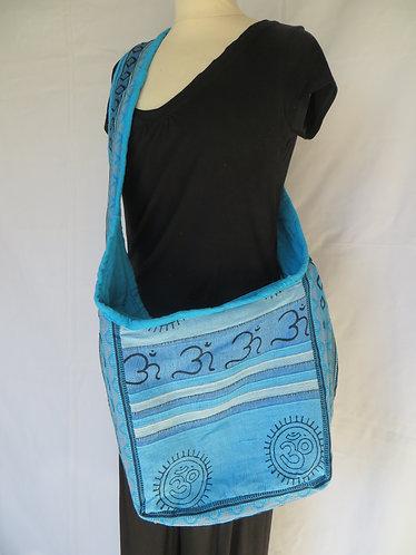 sac ethnique turquoise