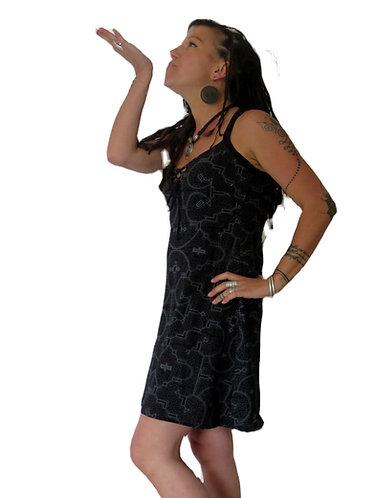 tunique teuf noir