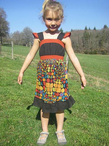 robe enfant ethnique
