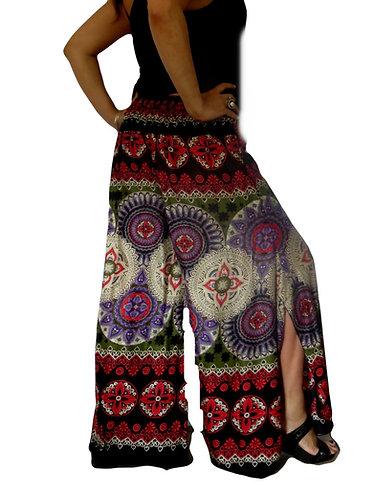 pantalon hippie femme