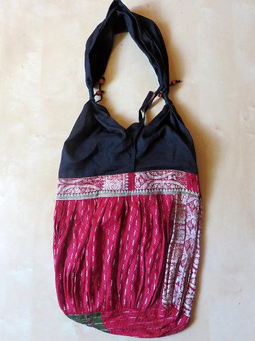 sac ethnique rouge