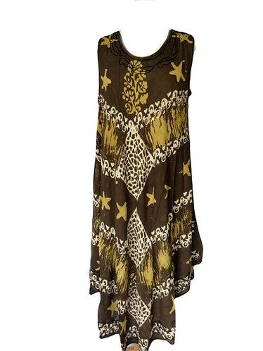 robe africain