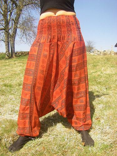 sarouel ethnique femme