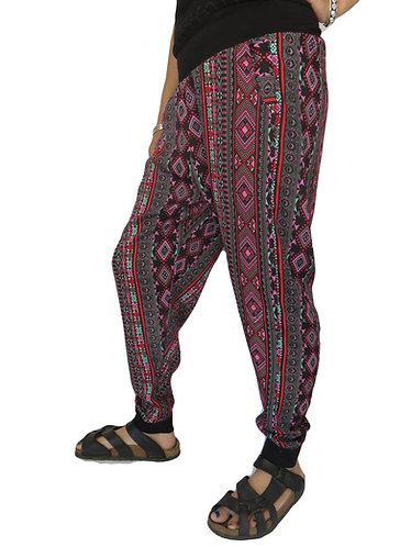pantalon femme ethnique