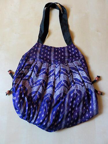 sac ethnique violet