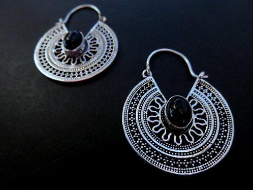 bijoux ethniques noir