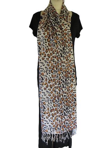 Echarpe Leopard B