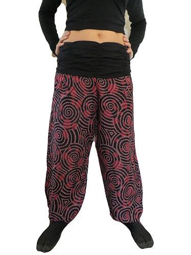 Pantalon Sunita Spirale Marron