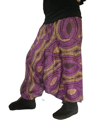 sarouel africain femme