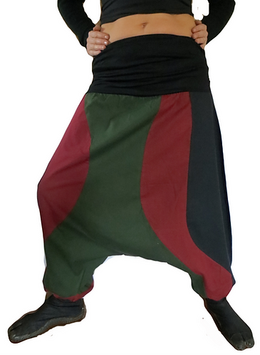 sarouel hippie