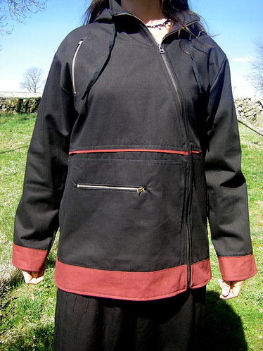 veste teufer noire