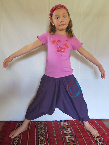 Sarouel Enfant ethnique