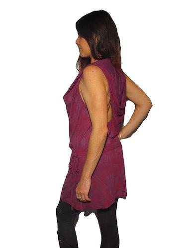 robe teufeur violet