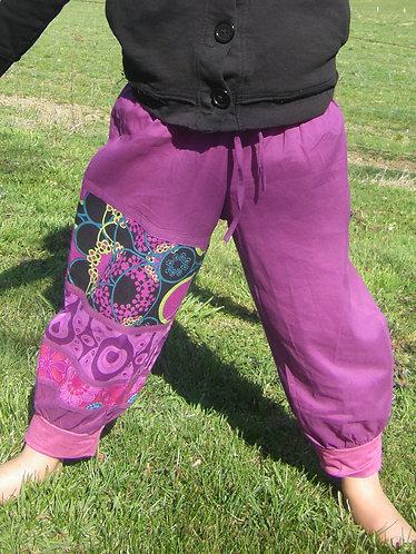 pantalon enfant ethnique