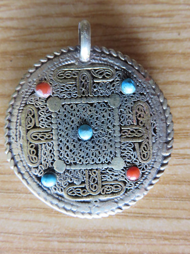 Pendentif Tibetian
