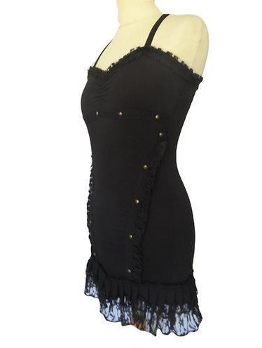 robe boheme noire