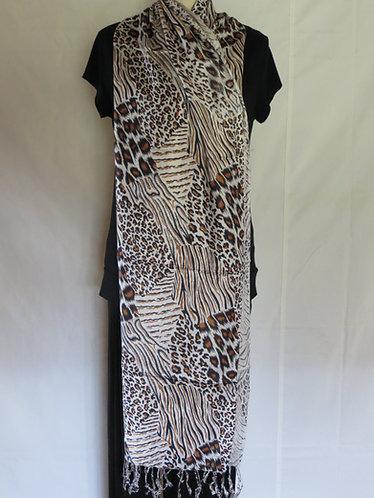 Echarpe Leopard A