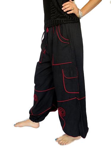 pantalon homme hippie
