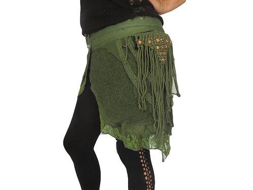 Jupe Maya Verte